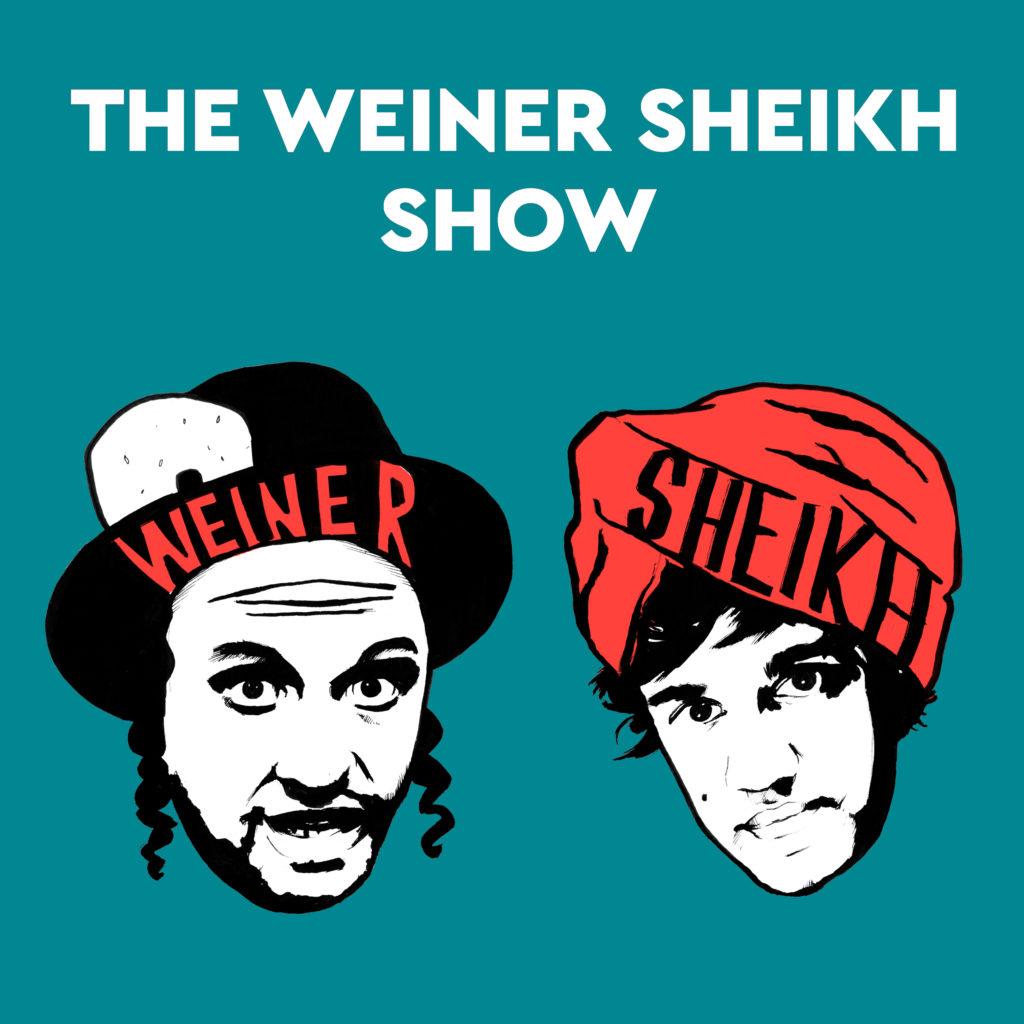 Weiner Sheikh Show Cover Art