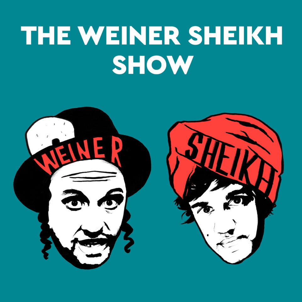 The Weiner Sheikh Show Cover