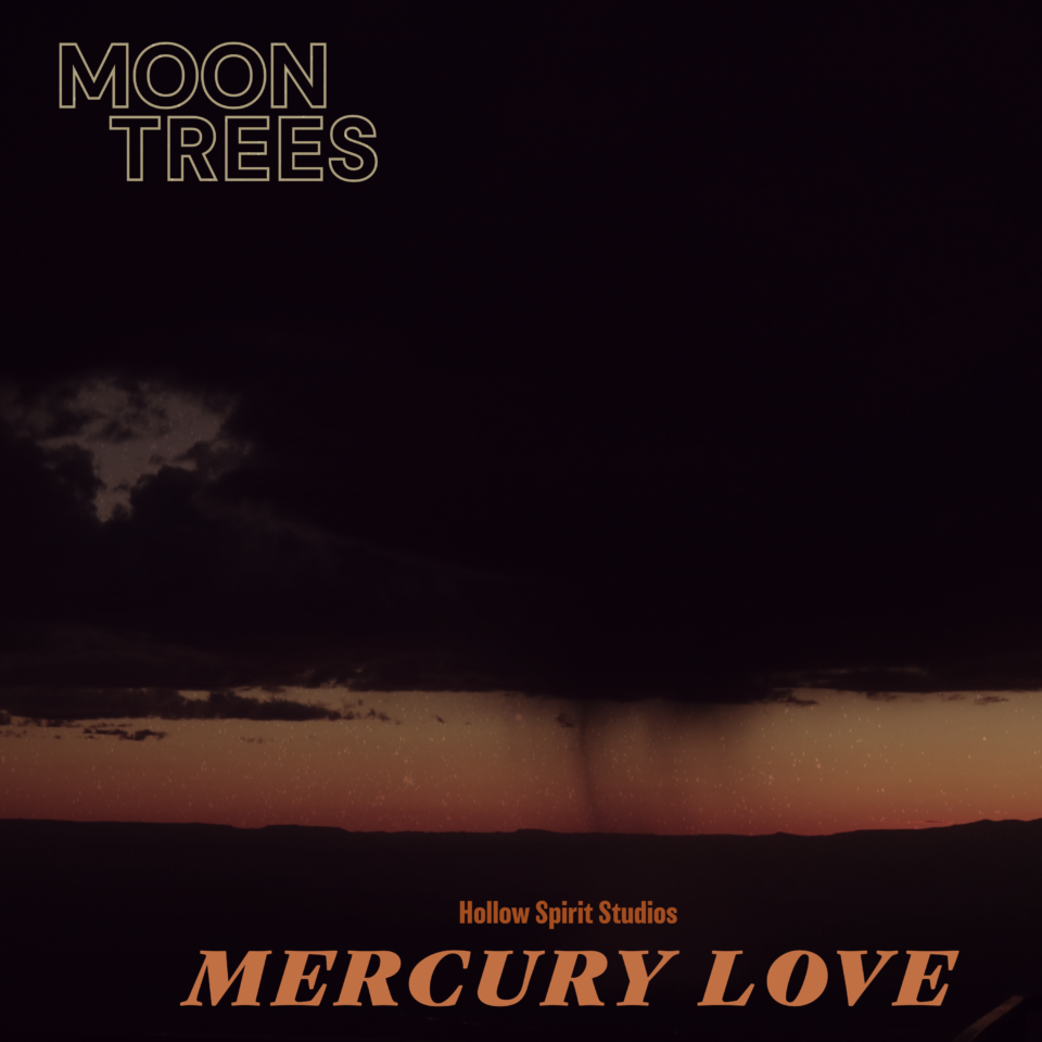 Mercury Love Album Art